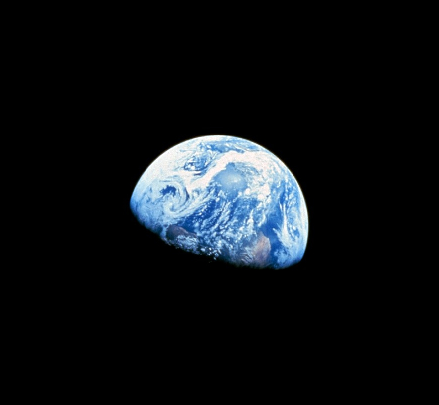 NASA-Apollo8-Dec24-Earthrise (public domain)